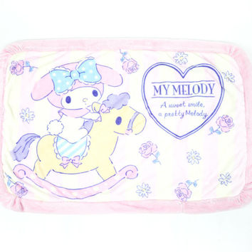 My Melody Blanket: Rocking Horse