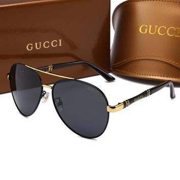 10008 GUCCI Fashion Popular Summer Sun Shades Eyeglasses Glasses Sunglasses