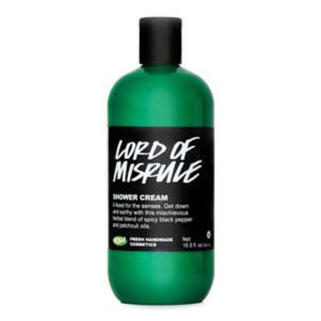 Lord Of Misrule Shower Cream 3.3oz by LUSH