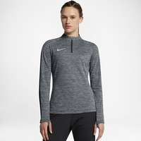 Nike Dry Squad Drill Women's Soccer Top. Nike.com