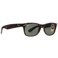 Ray-Ban Men's WAYFERER classic 0RB2132 -902L-55 Square Sunglasses New
