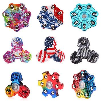 Awesome Fidget Spinner Anti Stress Focus Toy
