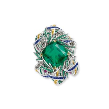"""Pastorale Anglaise"" ring - 083013 