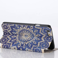 Beautiful Datura Flower Print Case Cover for iPhone 6S 6 Plus Samsung Galaxy S6