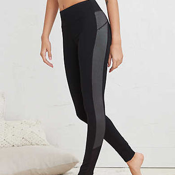 Aerie Move Legging, True Black
