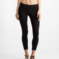 Capri Crop Leggings - Aeropostale