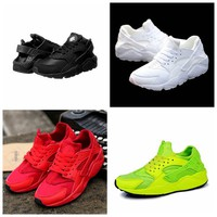 (NO Box)Air Huarache Ultra Running Shoes For Men Women,Woman Mens Black White Air Huaraches Huraches Sports Sneakers Athletic Trainers