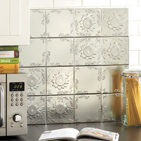 Sets of 16 Embossed Tiles