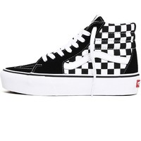 Sk8-Hi Platform 2.0 Women's Sneakers Checkerboard / White