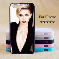 Miley Cyrus,iPhone 5 case,iPhone 5C Case,iPhone 5S Case, Phone case,iPhone 4 Case, iPhone 4S Case,Case-IP002Cal