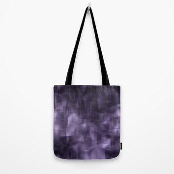 Purple abstract painting. Tote Bag by VanessaGF