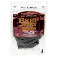Snack Masters All Natural Gourmet Beef Jerky, Original (8x2oz)