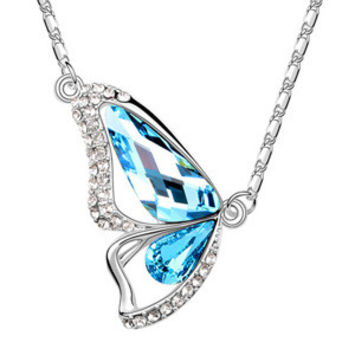 Shiny Stylish Gift Jewelry New Arrival Crystal Necklace [9819388495]