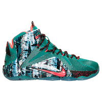 Men's Nike LeBron 12 Basketball Shoes