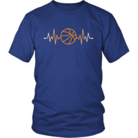 Basketball T Shirts - Basketball Rhythm