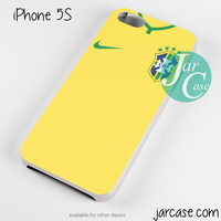 brasil jersey Phone case for iPhone 4/4s/5/5c/5s/6/6 plus