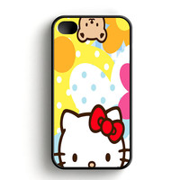 Hello Kity Patterns iPhone 4|4S Case