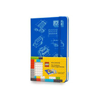 MOLESKINE LEGO LIMITED EDITION PLAIN NOTEBOOK