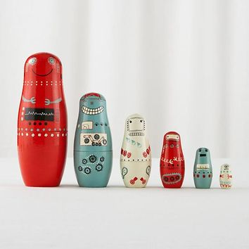 Nesting Dolls of Tomorrow