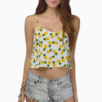 Pineapple Express Top $36