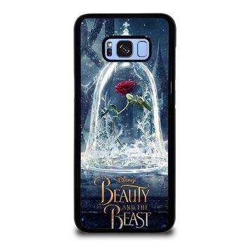 BEAUTY AND THE BEAST ROSE IN GLASS Samsung Galaxy S8 Plus Case Cover