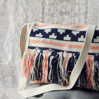 Fable Dunes Fringe Bag