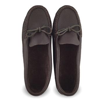 Leather Moccasins BB86