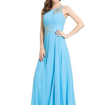 2017 New Bridesmaid Dresses Cheap Graduation Homecoming Gowns Vestido De Festa Long Party Dress Prom Dresses