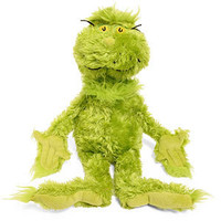 ThinkGeek :: Dr. Seuss - The Grinch Plush