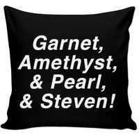 Steven Universe Throw Pillow