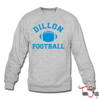 Dillon Panthers Football crewneck sweatshirt