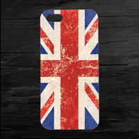 Union Jack British Flag iPhone 4 and 5 Case