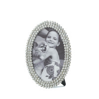 Dazzling Oval Picture Frame 4X6