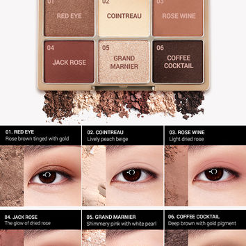 CHICA Y CHICO | One Shot Eye Palette