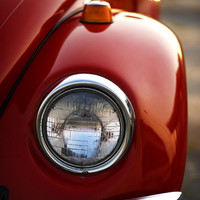 1973 Volkswagen Beetle Photograph by Gordon Dean II