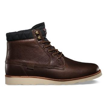 Vans Breton Boot MTE (steelhead/brown)