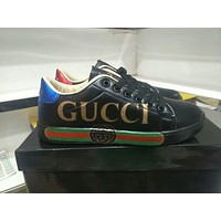 """""""Gucci"""" Unisex Casual Fashion Classic Letter Print Sneakers Fashion Running Shoes"""