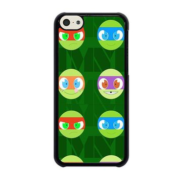 teenage mutant ninja turtles babies tmnt iphone 5c case cover  number 1