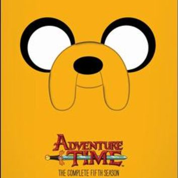 Adventure Time: Complete Fifth Season[(4 Disc)]