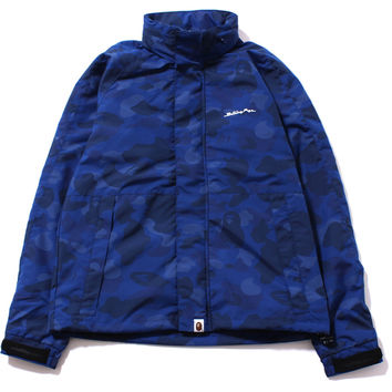 COLOR CAMO CYCLE JACKET