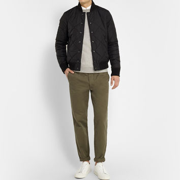 Aspesi - Thermore-Quilted Bomber Jacket | MR PORTER