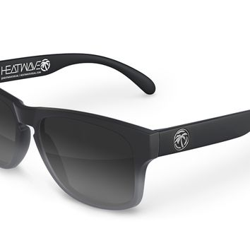 Cruiser Sunglasses: Steel Gray Fader