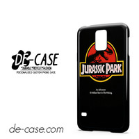 Jurassic Park For Samsung Galaxy S5 Case Phone Case Gift Present YO