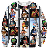 Cereal Box Rappers Sweater