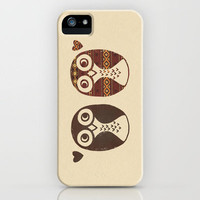 Opposites Attract iPhone Case by Terry Fan | Society6