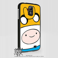 Finn And Jake Adventure Time Samsung Galaxy S4 Case