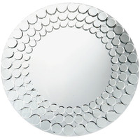 Halo Circle Wall Mirror
