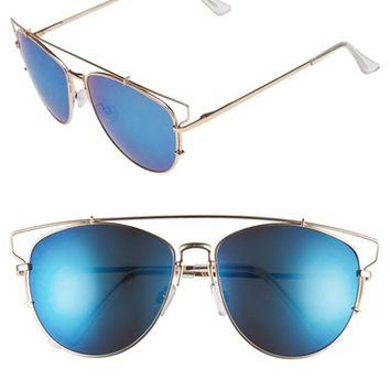 BP. Geo Bar Aviator Sunglasses | Nordstrom
