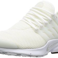 Nike Womens Air Presto Running Shoe Sz  white nike air