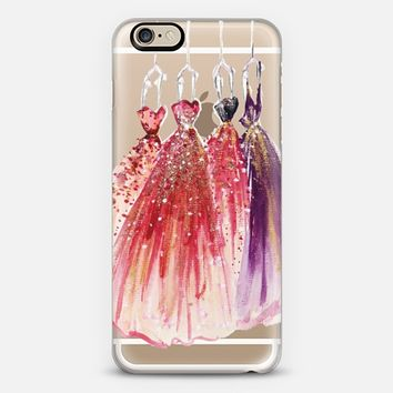 Dress UP #2 iPhone 6 case by Yinling Chang | Casetify